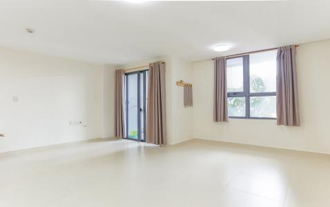 Căn hộ Officetel M-One Nam Sài Gòn tầng thấp, tháp T2, 1 phòng ngủ, view nội khu