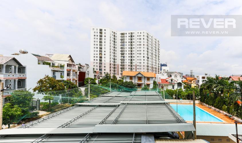 View Cho thuê căn hộ V-Star Quận 7 3PN, nội thất cơ bản