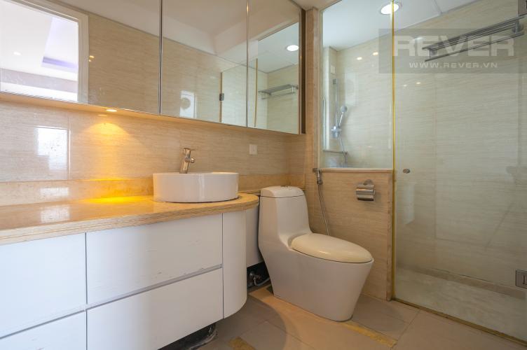 Phòng Tắm 2 Căn góc Saigon Pearl 3 phòng ngủ tầng thấp Ruby 1