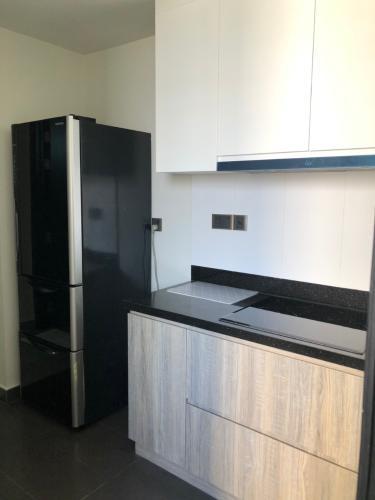 Bếp căn hộ Feliz en Vista Căn hộ Feliz En Vista tầng trung nội thất cơ bản