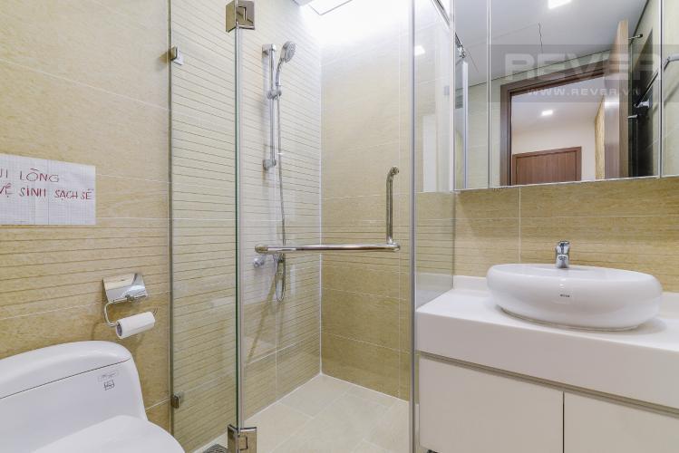 Phòng Tắm 2 Cho thuê căn hộ Vinhomes Central Park tầng thấp, 2PN, đầy đủ nội thất