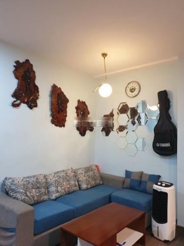 Căn hộ góc tầng 06 4S Riverside Linh Đông, nội thất đầy đủ