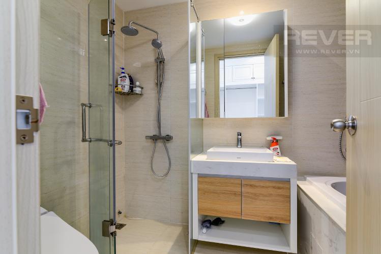Phòng Tắm 2 Cho thuê căn hộ New City Thủ Thiêm tầng thấp tháp Babylon, 3PN 2WC, đầy đủ nội thất, view cây xanh mát mẻ