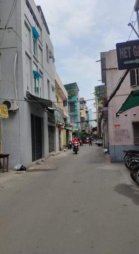 Đường mặt bằng Tân Bình Mặt bằng kinh doanh hướng Nam diện tích 80m2, trung tâm Tân Bình.