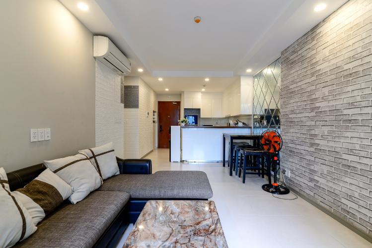Bán căn hộ The Gold View 2PN, tháp A, diện tích 67m2, đầy đủ nội thất
