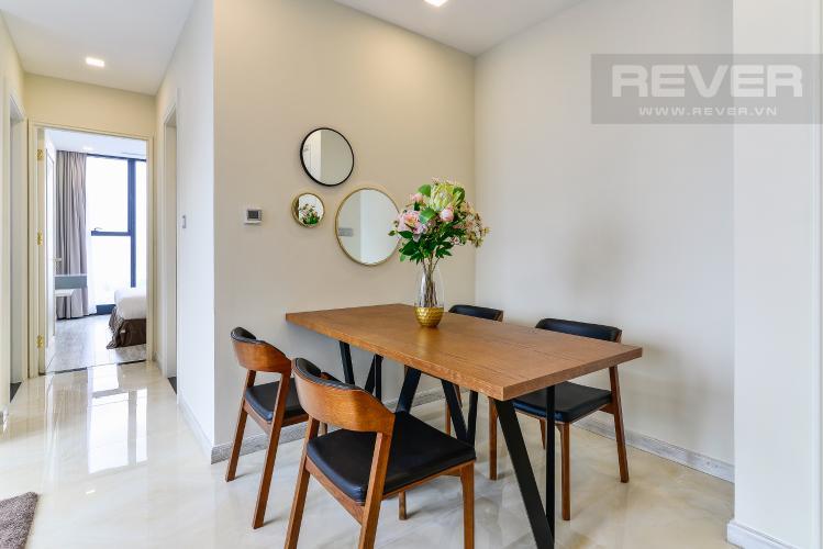 Phòng Ăn Cho thuê căn hộ Vinhomes Golden River tầng cao, 2PN, đầy đủ nội thất, view đẹp