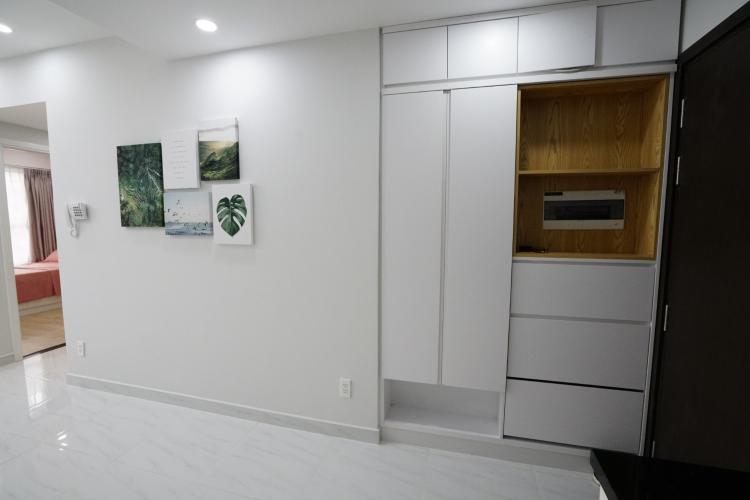 phòng khách Bán căn hộ Sunrise Riverside thuộc tầng thấp, 2 phòng ngủ, diện tích 70.45m2, sổ hồng đầy đủ