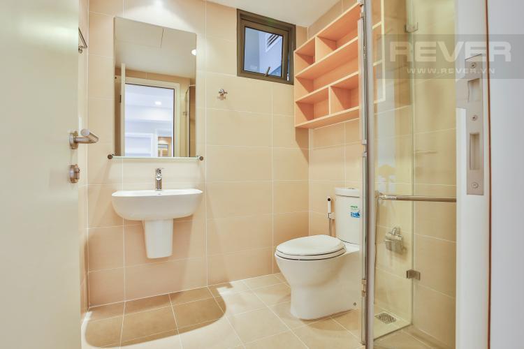 Toilet 2 Căn hộ Masteri Thảo Điền 2 phòng ngủ tầng cao T5 view sông