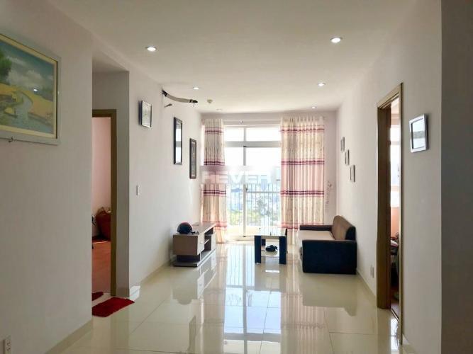 Căn hộ tầng trung Ngọc Lan Apartment nội thất cơ bản.
