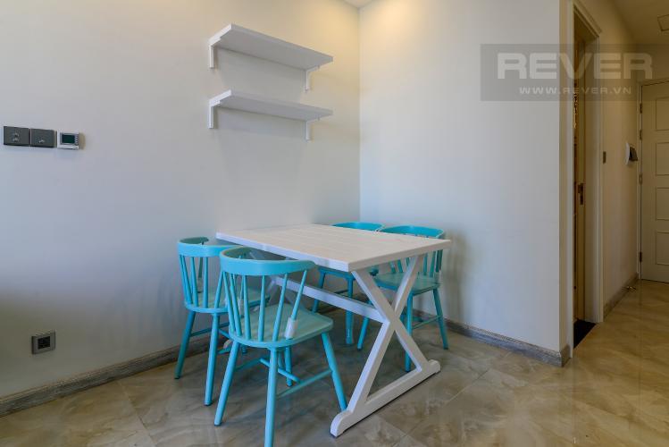 Phòng Ăn Căn hộ Vinhomes Golden River tầng thấp,1PN đầy đủ nội thất