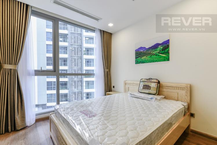 Phòng Ngủ 2 Căn hộ Vinhomes Central Park 2 phòng ngủ tầng cao P7 view nội khu