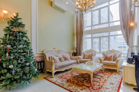 Duplex Phú Hoàng Anh 3 phòng ngủ view hồ bơi
