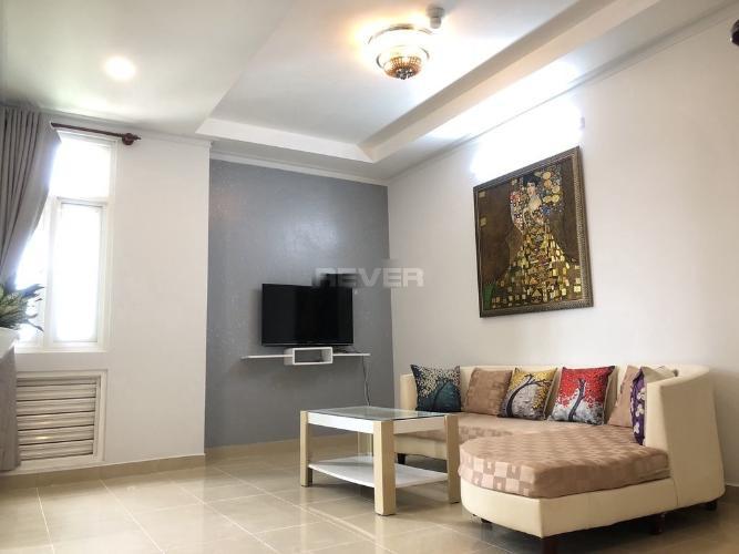 Căn hộ chung cư An Khánh hướng Đông, đầy đủ nội thất.