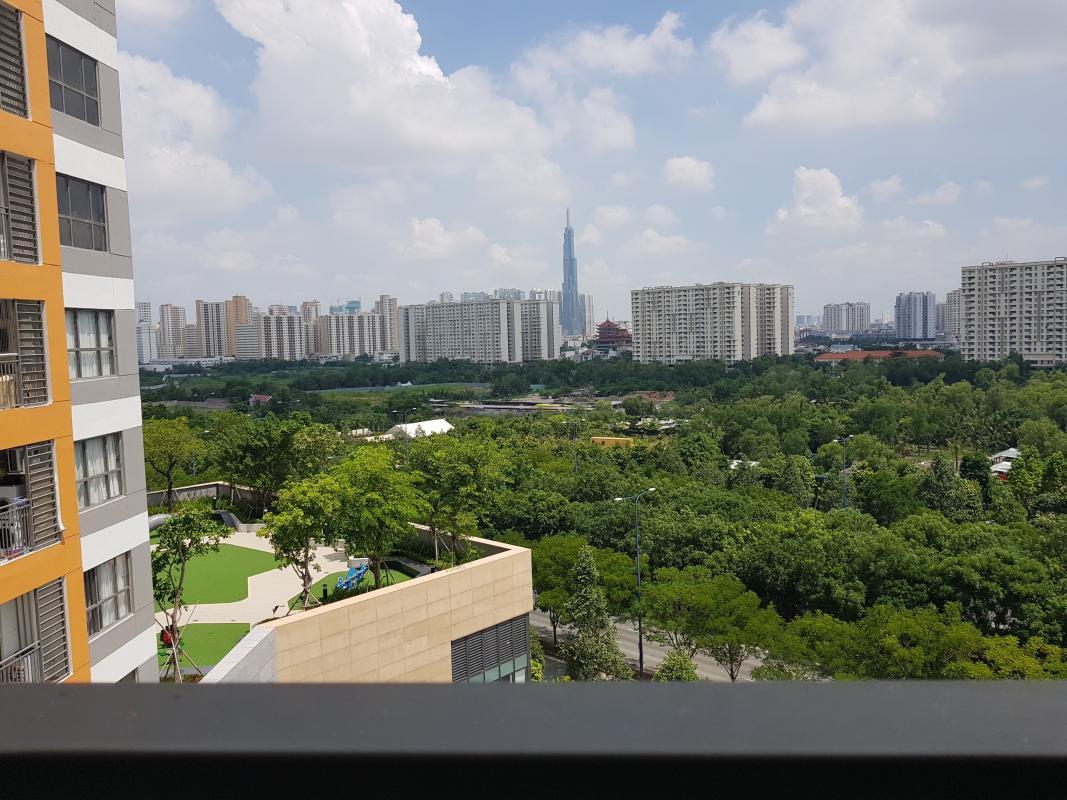 05c54a481bfdfca3a5ec Bán căn hộ The Sun Avenue 3PN, block 3, đầy đủ nội thất, view hồ bơi và Landmark 81
