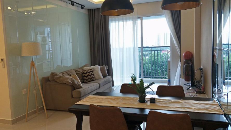 Cho thuê căn hộ Sunrise Riverside 3 phòng ngủ diện tích 92m2