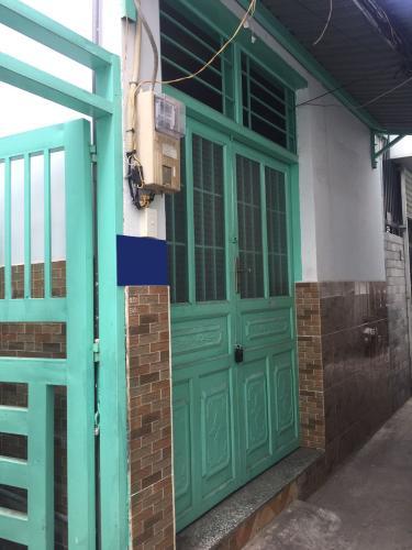 Nhà phố Q. Bình Thạnh diện tích đất 62.2m2, sổ hồng riêng pháp lý đầy đủ.