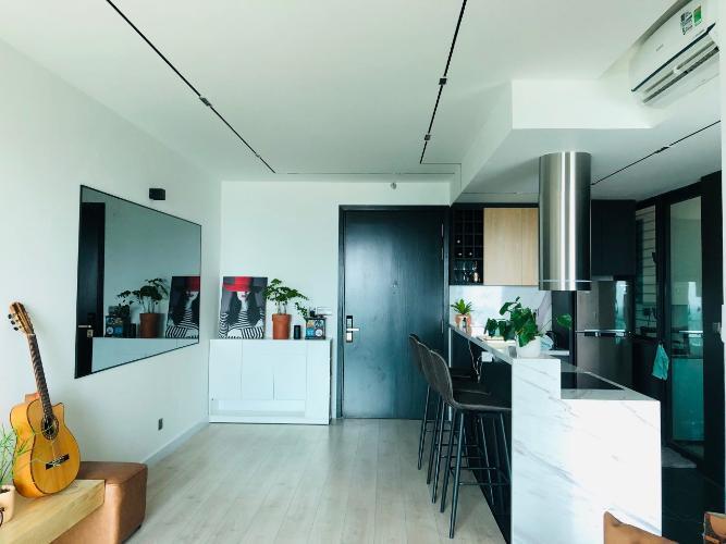 Phòng bếp Feliz En Vista Căn hộ Feliz En Vista nội thất đầy đủ, hướng Tây.