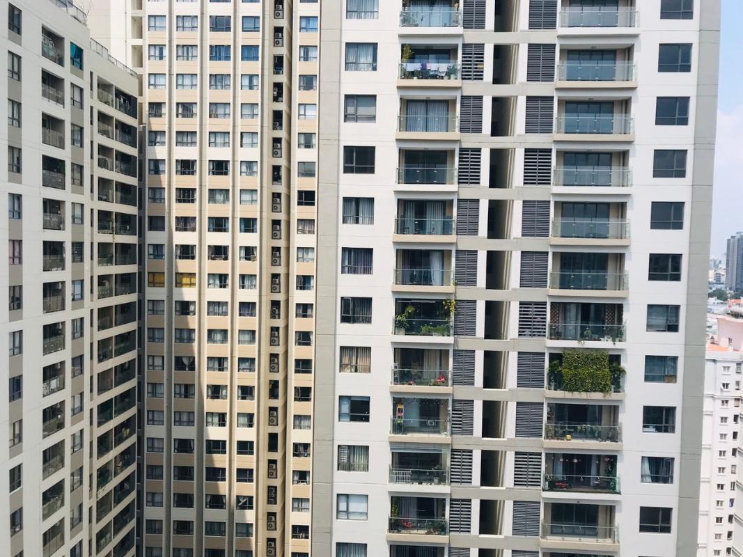 can-ho-THE-GOLD-VIEW Bán căn hộ The Gold View 2PN, tháp B, đầy đủ nội thất, view Quận 1
