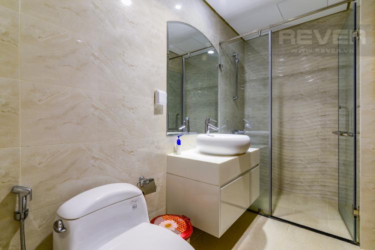 Phòng Tắm 1 Căn hộ Vinhomes Central Park 3PN nội thất đầy đủ, view sông Sài Gòn