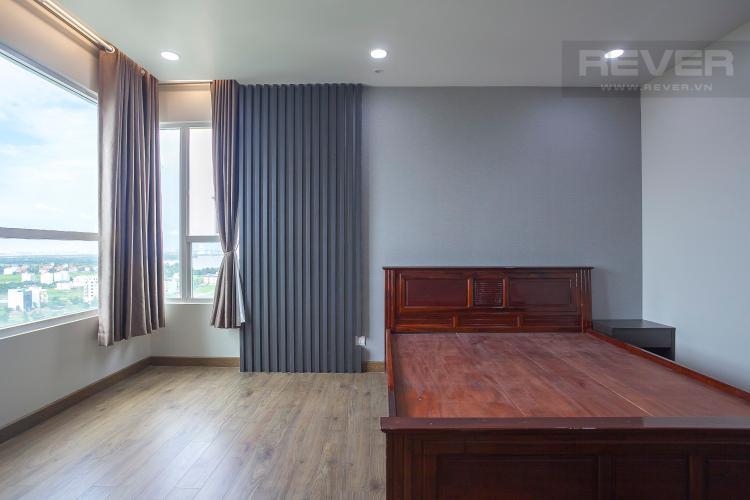 Phòng Ngủ 1 Căn hộ Vista Verde 3 phòng ngủ tầng trung T1 hướng Đông Nam