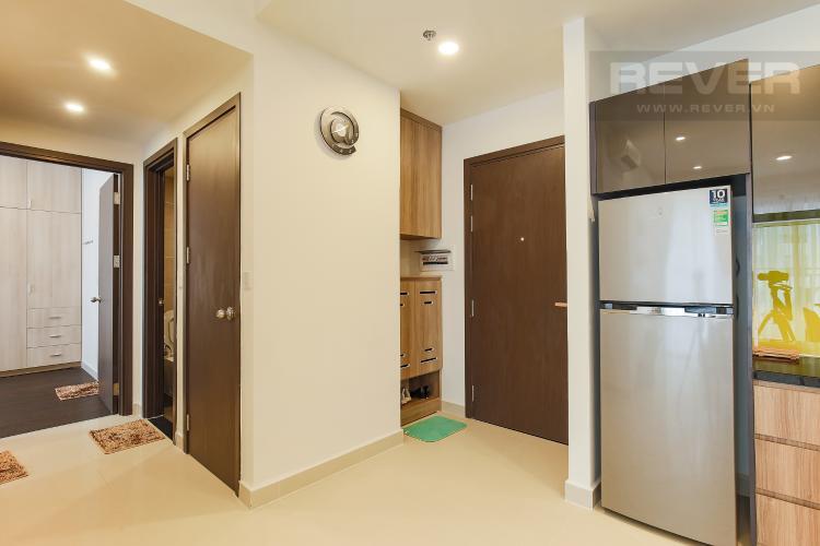 Tủ Giày Căn hộ Masteri Millennium tầng trung, 2PN đầy đủ nội thất