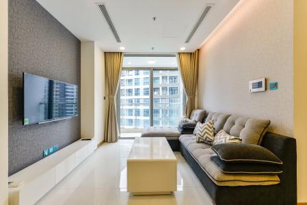 Căn hộ Vinhomes Central Park tầng cao, tháp Park 3, 3 phòng ngủ, view sông