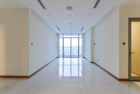 Căn hộ Vinhomes Central Park 3 phòng ngủ tầng cao P6 view sông