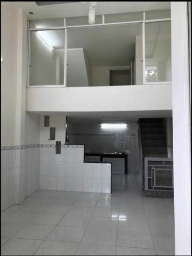 Bán nhà phố đường số 9A Bình Hưng Hoà, nội thất cơ bản
