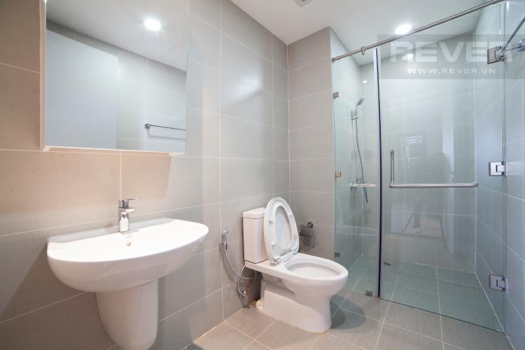 Phòng tắm 2 Căn hộ The Gold View 2 phòng ngủ tầng trung A2 hướng Đông Nam