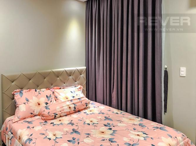 Phòng Ngủ 1 Cho thuê căn hộ The Gold View 2PN, tầng cao, đầy đủ nội thất, view sông và Bitexco