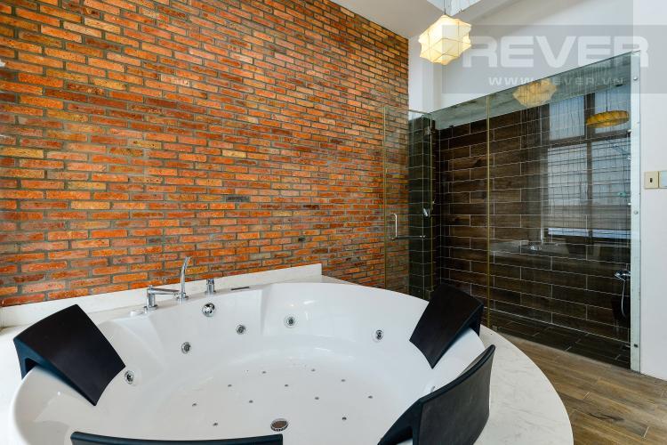 Phòng Tắm Hơi Cho thuê nhà phố 5 tầng, tọa lạc trên đường số 33, Phường Bình An, Quận 2