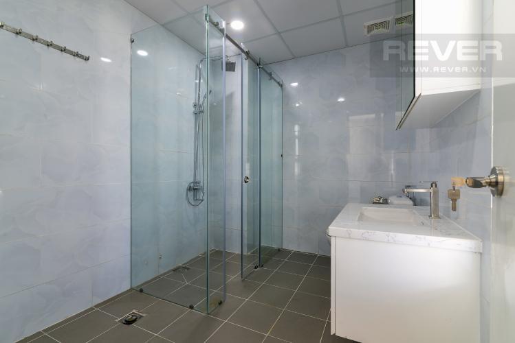 Phòng Tắm 2 Cho thuê căn hộ De Capella 3PN, tầng cao, đầy đủ nội thất, hướng Đông Bắc đón gió