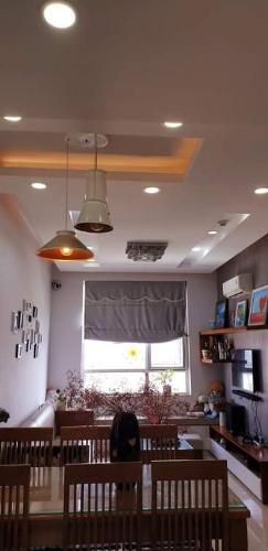 Bán căn hộ The CBD Premium Home, view thành phố, 2 phòng ngủ, diện tích 60.1m2, đầy đủ nội thất, giá có thể thỏa thuận.