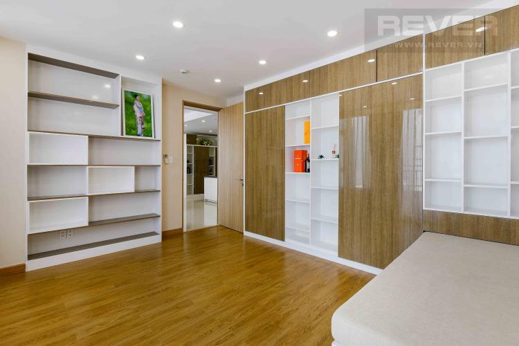 Phòng Ngủ 1 Căn hộ Cantavil Premier tầng cao, 4PN đầy đủ nội thất