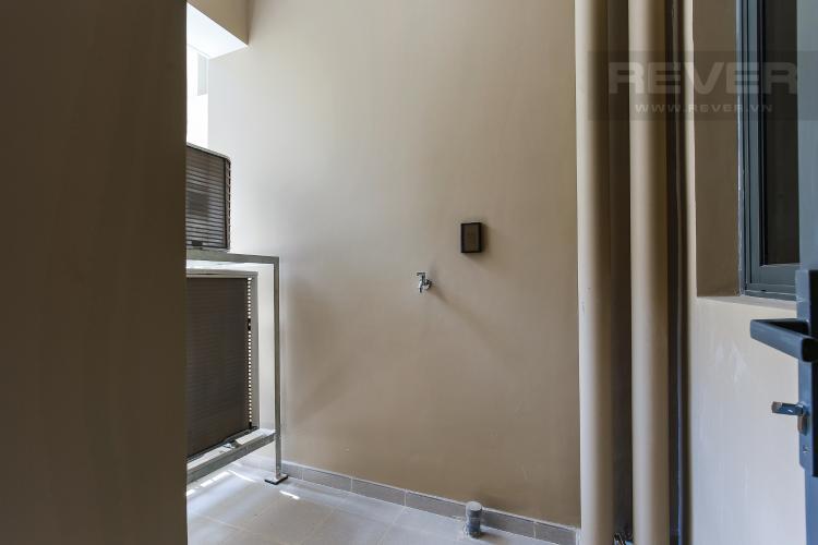 Logia Căn hộ The Gold View 2 phòng ngủ tầng cao A1 đầy đủ tiện nghi