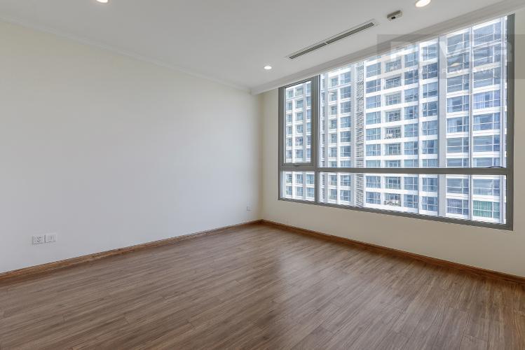 Phòng ngủ 3 Căn góc Vinhomes Central Park tầng thấp Central 1 nội thất cơ bản