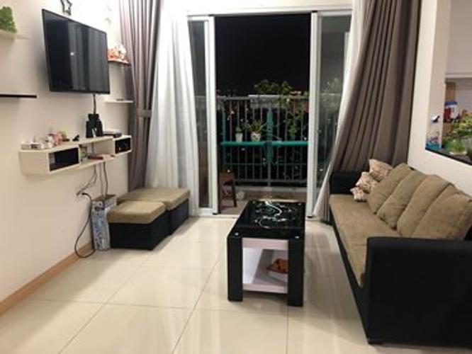 Cần bán căn hộ Jamona City 2 phòng ngủ, tầng cao, diện tích 69m2, nội thất cơ bản.