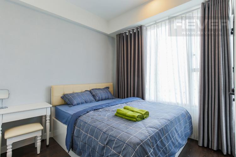 Phòng Ngủ 1 Căn hộ RiverGate Residence 2 phòng ngủ tầng trung tháp A view sông