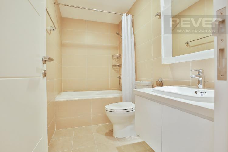 Toilet 1 Căn góc Masteri Thảo Điền 3 phòng ngủ tầng trung tòa T5
