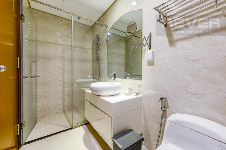 Phòng tắm 1 Căn hộ Vinhomes Central Park 3 phòng ngủ tầng cao Landmark 3