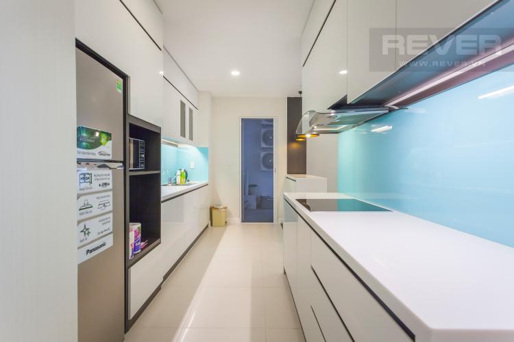 Nhà bếp Căn hộ Lexington Residence tầng trung LA, 2 phòng ngủ, view về hồ bơi nội khu