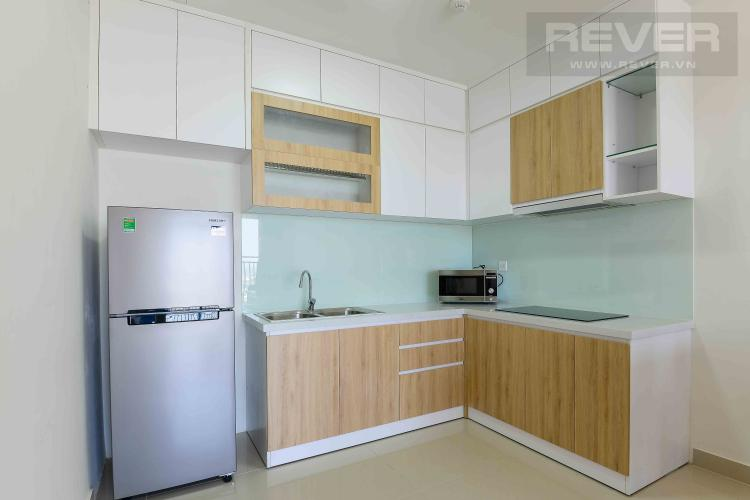 Bếp Cho thuê căn hộ The Sun Avenue tầng cao, 2 phòng ngủ, đầy đủ nội thất
