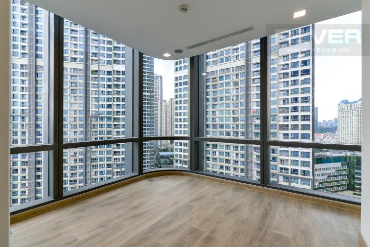 Phòng Ngủ 2 Bán hoặc cho thuê căn hộ Vinhomes Central Park 3PN, tháp Landmark 81, view sông và công viên