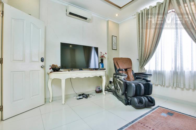 Phòng Ngủ 1 Villa 2 mặt tiền đường 3 Làng Báo Chí, Thảo Điền thiết kế sang trọng, tiện nghi