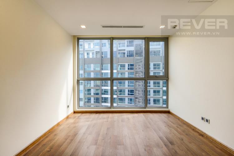 Phòng ngủ 3 Căn hộ Vinhomes Central Park 3 phòng ngủ tầng cao P5 view sông