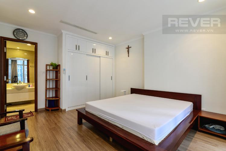 Phòng Ngủ 2 Bán căn hộ Vinhomes Central Park 4PN, tháp The Central 2, đầy đủ nội thất, view sông trực diện