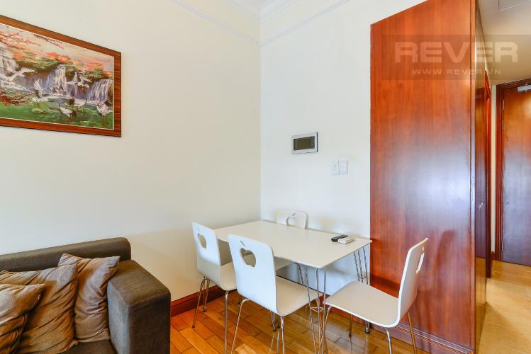 Phòng Ăn Căn hộ The Manor 2 tầng cao phòng ngủ đầy đủ nội thất