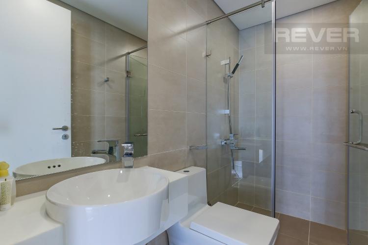 Phòng Tắm 2 Căn hộ Masteri Millennium tầng cao 2PN đầy đủ nội thất view sông