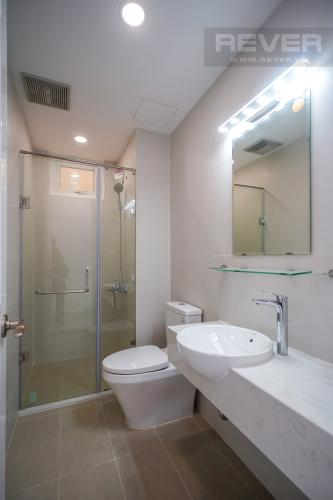 Toilet căn hộ SAIGON MIA Bán hoặc cho thuê căn hộ Saigon Mia 3PN, diện tích 83m2, nội thất cơ bản, view đường Nguyễn Văn Linh