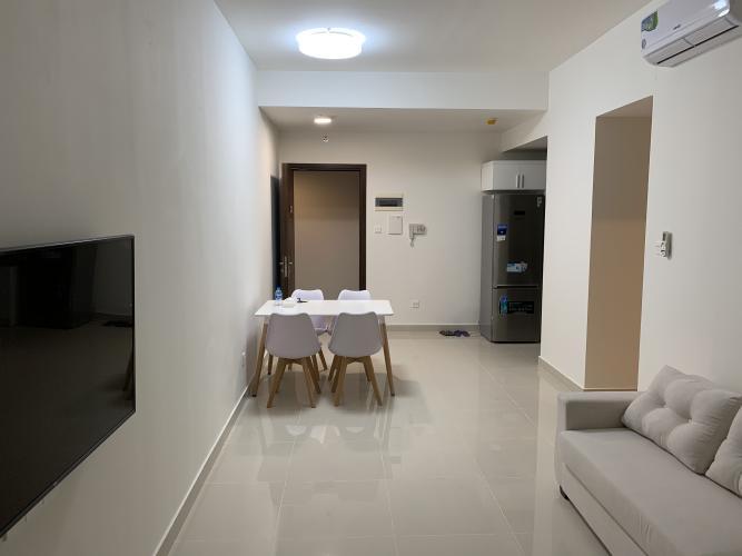 Không gian căn hộ The Sun Avenue, Quận 2 Căn hộ The Sun Avenue bàn giao đầy đủ nội thất, 1 phòng ngủ.